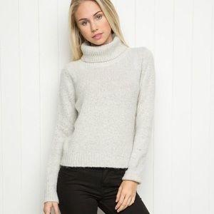 Brandy Melville Cassia Turtleneck Sweater